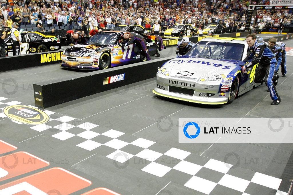 2012 NASCAR Charlotte Pit Crew Challenge