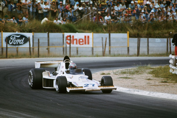 Kyalami, South Africa. 4-6 March 1976. Mario Andretti, Parnelli VPJ4B Ford. Ref: 76SA17. World Copyright - LAT Photographic
