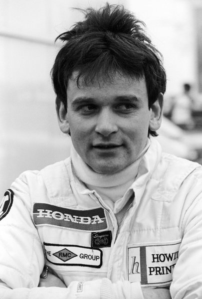 Kenny Acheson (GBR) Ralt Racing retired from the race on lap 37 with a blown engine.European Championship For Formula Two Drivers, XXIV International Trophy, Rd 1, Silverstone, England, 21 March 1982.