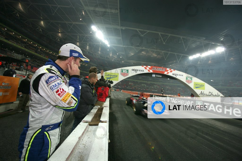 2007 Race of Champions - Sunday
