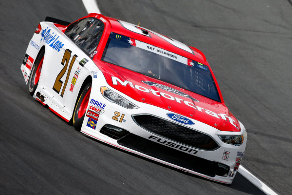 Monster Energy NASCAR Cup Series Coca-Cola 600 Charlotte Motor Speedway, Concord, NC USA Thursday 25 May 2017 Ryan Blaney, Wood Brothers Racing, Motorcraft/Quick Lane Tire & Auto Center Ford Fusion World Copyright: Lesley Ann Miller LAT Images