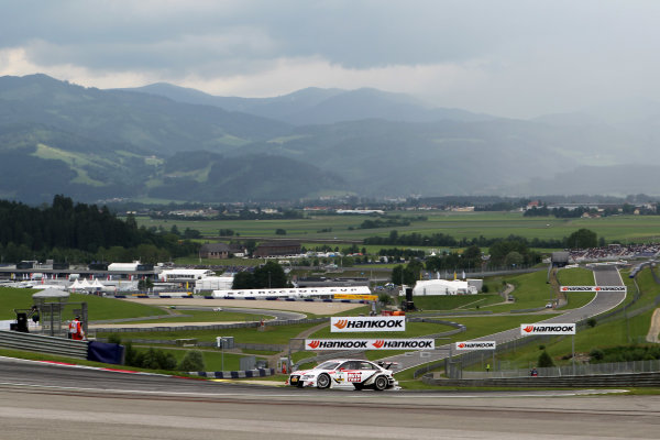 Timo Scheider (GER), Audi Sport Team Abt.DTM, Rd3, Red Bull Ring, Spielberg, Austria. 3-5 June 2011.World Copyright: LAT Photographicref: Digital Image dne1103ju10