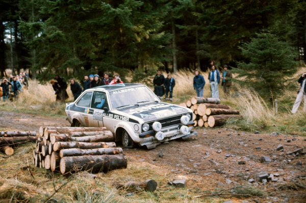 Lombard RAC Rally, Great Britain. 22nd - 26th November 1975.