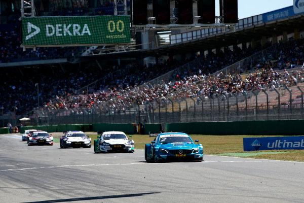 Gary Paffett Mercedes-AMG Team HWA, Mercedes-AMG C63 DTM.