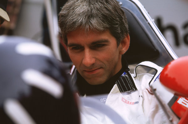 2000 Festival of Speed.Goodwood, England, Great Britain. 23-25 June 2000 .Damon Hill. World - LAT Photographic