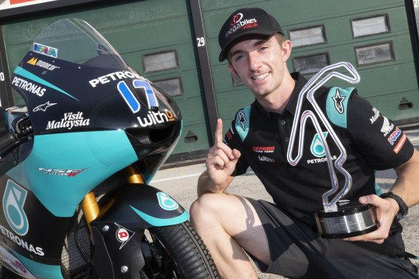 John McPhee, SIC Racing Team.