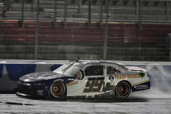 #99: CJ McLaughlin, B.J. McLeod Motorsports, Chevrolet Camaro Hyundai Material Handling