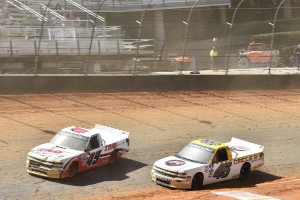 #45: Brett Moffitt, Niece Motorsports, Chevrolet Silverado Circle B Diecast, \49\