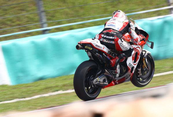 Takaaki Nakagami, Team LCR Honda.