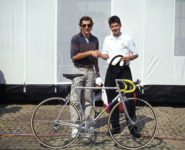 Formula 1 Photos: Italian GP (1991)