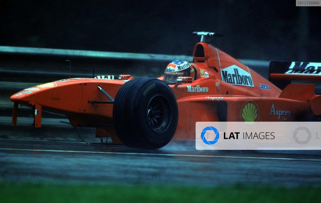 1998 Belgian Grand Prix.