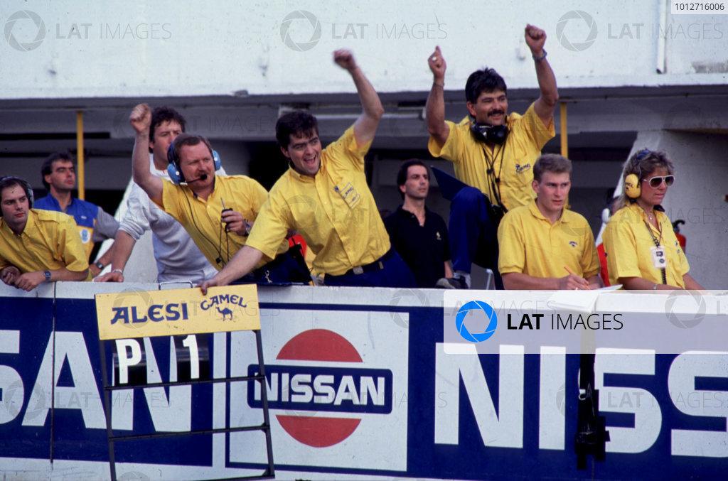 1989 International Formula 3000 Championship.