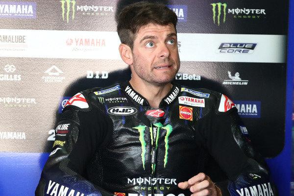 Cal Crutchlow, Yamaha Factory Racing.