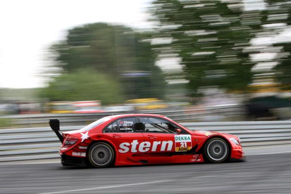 CongFu Cheng (CHN), stern AMG Mercedes C-Klasse (2008).DTM, Rd4, Norisring, Nuremberg, Germany. 2-4 July 2010 World Copyright: LAT PhotographicRef: Digital Image dne1003jy51