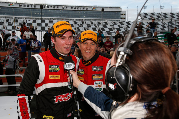 IMSA Continental Tire SportsCar Challenge BMW Endurance Challenge at Daytona Daytona Beach, Florida, USA Friday 26 January 2018 #28 RS1, Porsche Cayman GT4 MR, GS: Dillon Machavern, Spencer Pumpelly World Copyright: Jake Galstad LAT Images  ref: Digital Image galstad-DIS-ROLEX-0118-301066