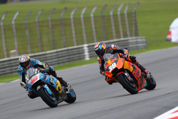 2017 MotoGP Championship - Round 17 Sepang, Malaysia. Sunday 29 October 2017 Jack Miller, Estrella Galicia 0,0 Marc VDS World Copyright: Gold and Goose / LAT Images ref: Digital Image 26448