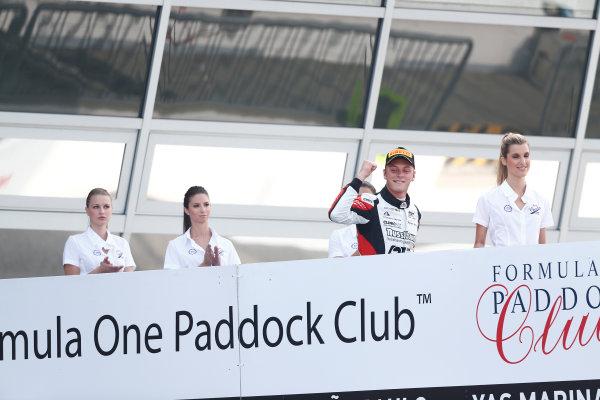 2014 GP3 Series. Round 7.   Autodromo di Monza, Monza, Italy.  Sunday 7 September 2014. Marvin Kirchhofer (GER, ART Grand Prix)  Photo: Sam Bloxham/GP2 Series Media Service. ref: Digital Image _SBL2706