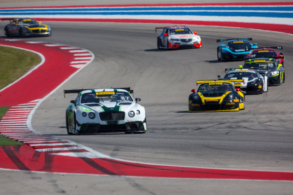 4-6 March, 2016, Austin, Texas USA #87 Bentley, Andrew Palmer, ?2016, Brian Cleary LAT Photo USA