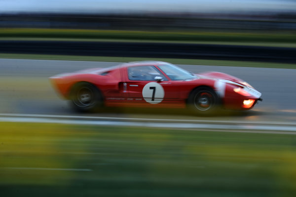 2016 74th Members Meeting Goodwood Estate, West Sussex,England 19th - 20th March 2016 Race 2 Alan Mann Trophy Henry Mann World Copyright : Jeff Bloxham/LAT Photographic Ref : Digital Image