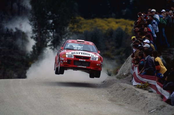 1999 World Rally Championship.