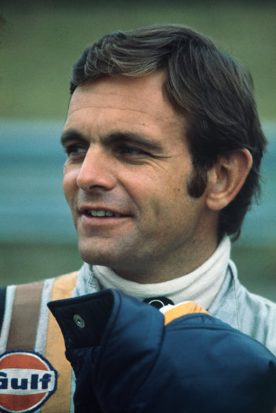 Mosport Park, Ontario, Canada. 21-23 September 1973. Peter Revson (McLaren M23 Ford), 1st position, portrait. World Copyright: LAT Photographic.Ref: 73 CAN 57.