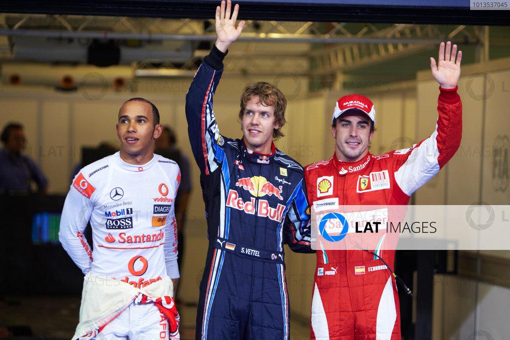 2010 Abu Dhabi Grand Prix - Saturday