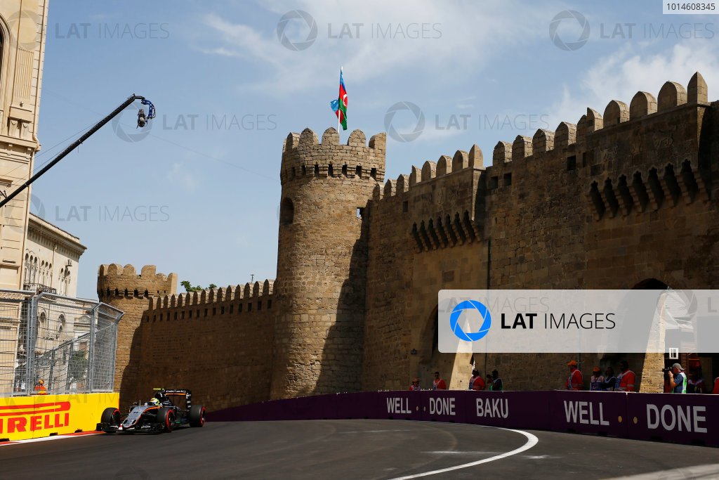Round 8 - European Grand Prix (Baku)