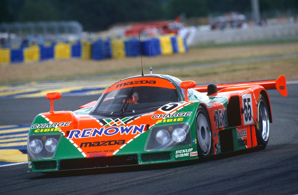 Le Mans, France. 22 - 23 June 1991.