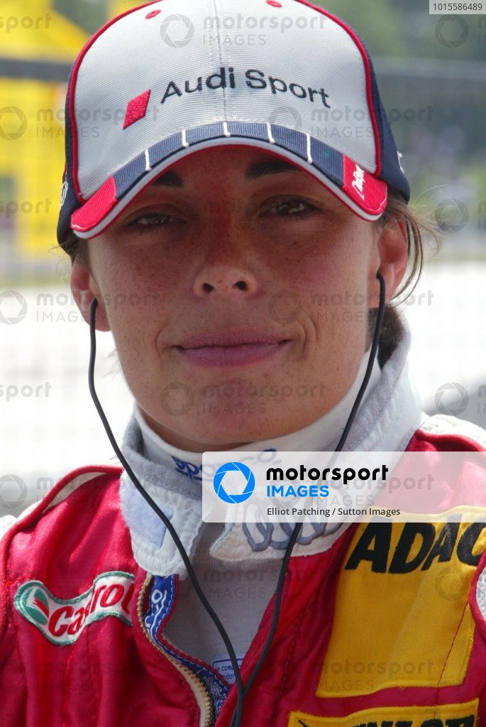 Vanina Ickx (BEL) Futurecom TME  DTM Championship, Brands Hatch, England.10th June 2007DIGITAL IMAGE