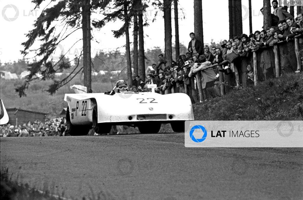 1970 Nurburgring 1000 Kms.
