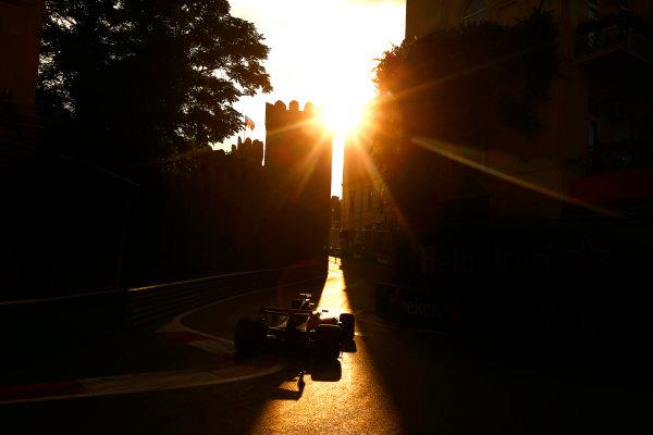 Baku City Circuit, Baku, Azerbaijan. Friday 23 June 2017. Daniil Kvyat, Toro Roso STR12 Renault. World Copyright: Andrew Hone/LAT Images ref: Digital Image _ONZ6590