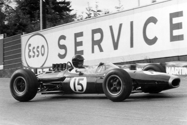 1964 Belgian Grand Prix.