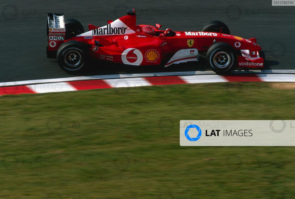 2002 Japanese Grand Prix.