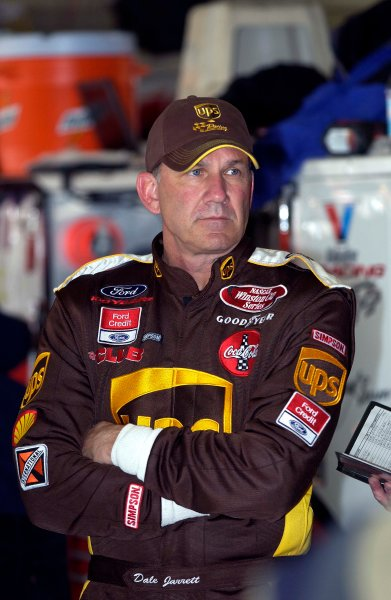 2003 NASCAR-Radio Shack 500 Texas, March 28-30,2003Dale Jarrett-World Copyright-RobtLeSieur2003LAT Photographic