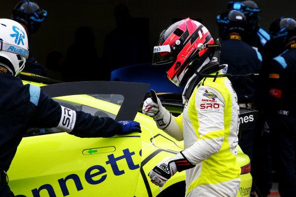Tom Canning TF Sport Aston Martin V8 Vantage GT4