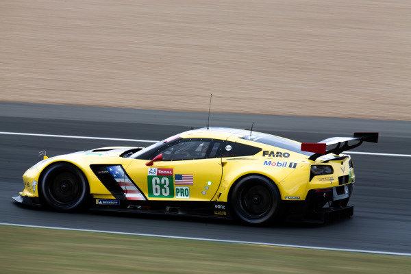 #63 Corvette Racing, Corvette C7.R: Jan Magnussen, Antonio Garcia, Mike Rockenfeller