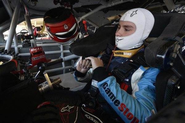 #20: Christopher Bell, Joe Gibbs Racing, Toyota Camry GameStop Just Cause 4