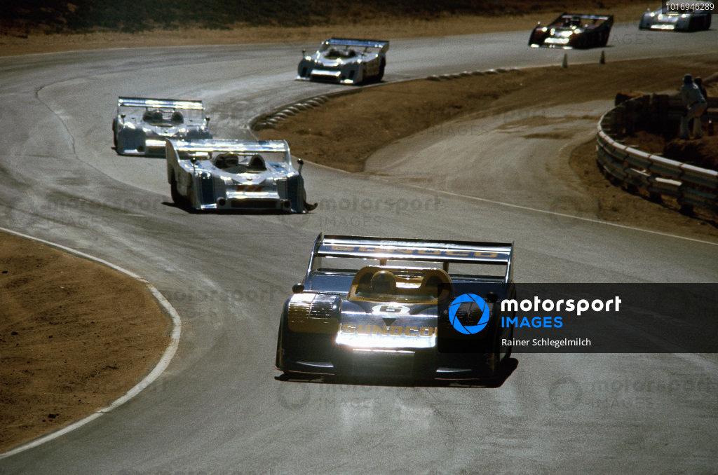 Mark Donohue, Roger Penske Ent. Inc., Porsche 917/30 TC.