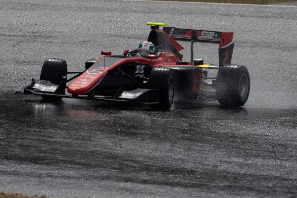 2017 GP3 Series Testing Estoril, Portugal. Wednesday 22 March 2017 Nirei Fukuzumi (JAP, ART Grand Prix). Action.  Photo: Alastair Staley/GP3 Series Media Service ref: Digital Image 585A1337
