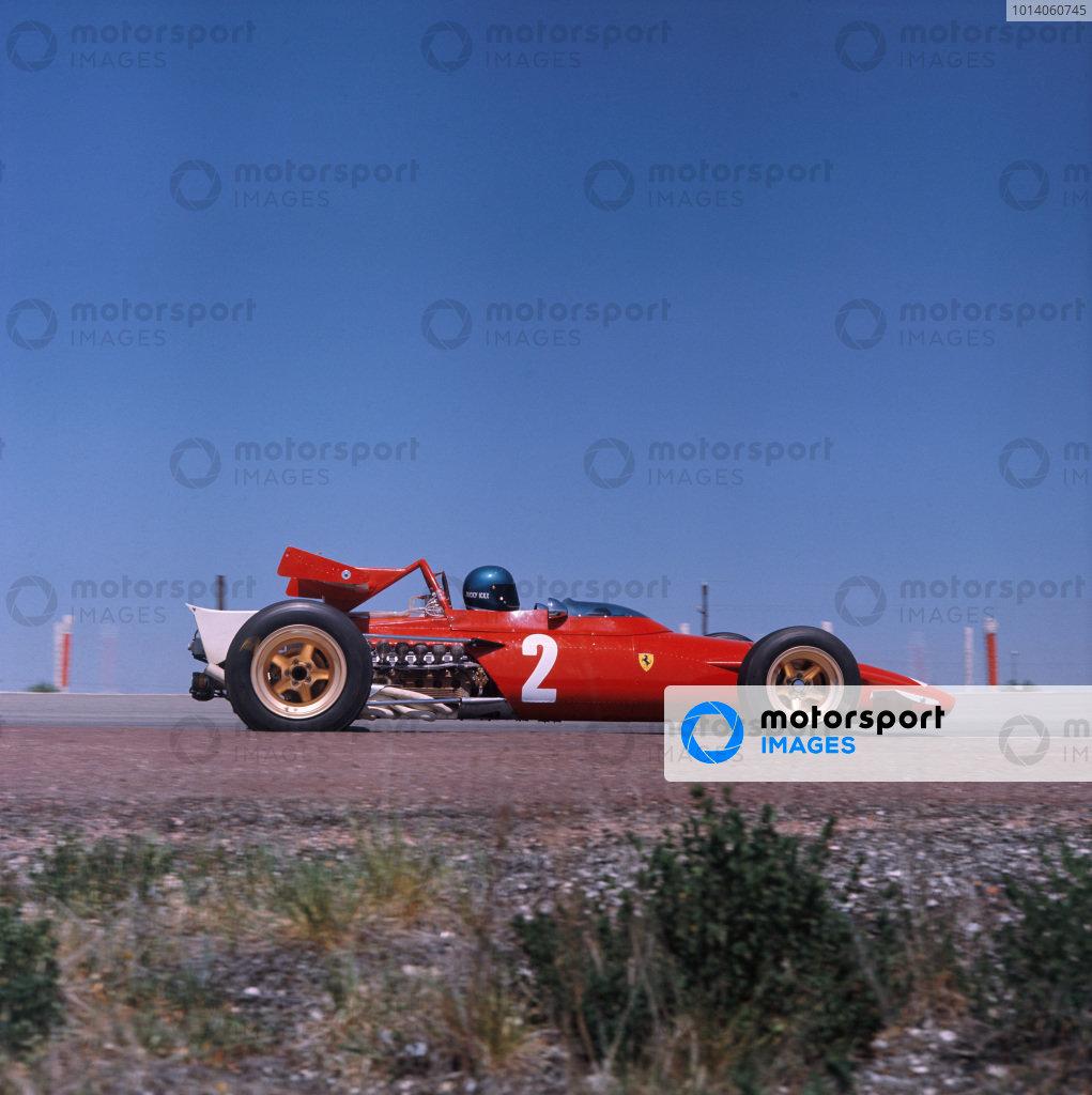 1970 Spanish Grand Prix.