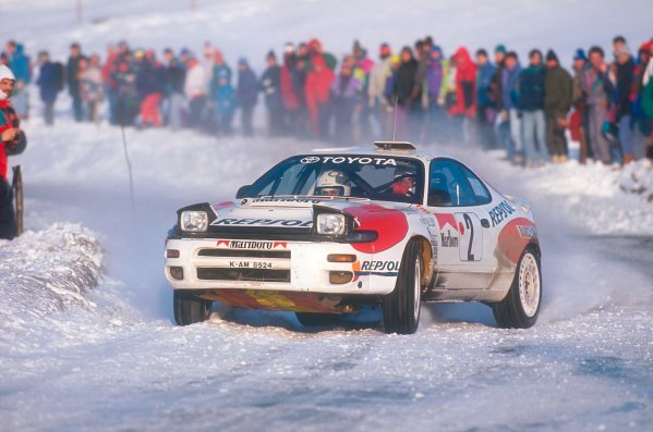 1992 FIA World Rally Championship.