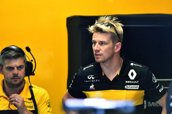 Nico Hulkenberg (GER) Renault Sport F1 Team