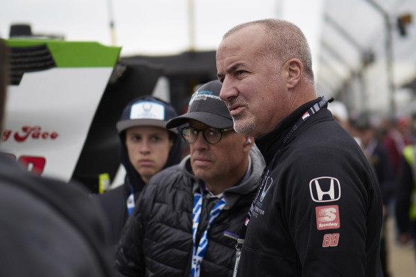 Colton Herta, Harding Steinbrenner Racing Honda team
