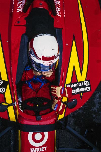 Alex Zanardi, Chip Ganassi Racing, Reynard 98i Honda.