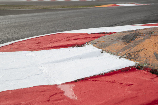 Kerb, Last chicane, Magny Cours WorldSBK 2020