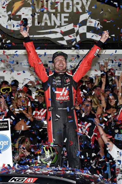 2017 NASCAR Monster Energy Cup - Daytona 500 Daytona International Speedway, Daytona Beach, FL USA Sunday 26 February 2017 Kurt Busch World Copyright: Rusty Jarrett/LAT Images ref: Digital Image 17DAY1rj_07046