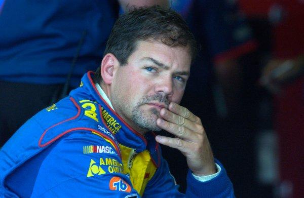 2003 NASCAR,Pocono Raceway,Pennsylvania 500,USA July27-Steve Park,-Robert LeSieur 2003LAT Photographic