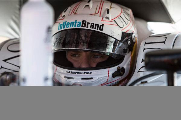 2017 FIA Formula 2 Round 10. Circuito de Jerez, Jerez, Spain. Sunday 8 October 2017. Jordan King (GBR, MP Motorsport).  Photo: Andrew Ferraro/FIA Formula 2. ref: Digital Image _FER3228