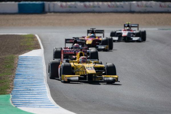 2017 FIA Formula 2 Round 10. Circuito de Jerez, Jerez, Spain. Saturday 7 October 2017. Norman Nato (FRA, Pertamina Arden).  Photo: Andrew Ferraro/FIA Formula 2. ref: Digital Image _FER1829
