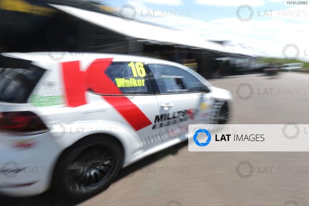 2014 Volkswagen Racing Cup,Rockingham,  4th-5th May 2014,James WalkerWorld copyright: Jakob Ebrey/LAT Photographic